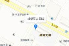 成都军大医院地址在哪